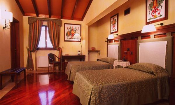 ABBAZIA SANT'ANASTASIA, Castelbuono